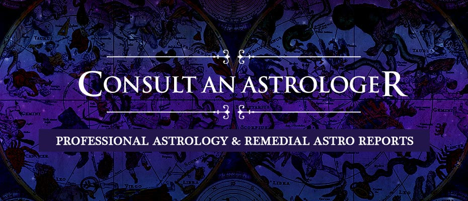 Astrology consultation reports